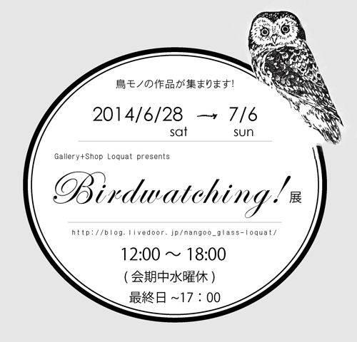 Birdwatching!展