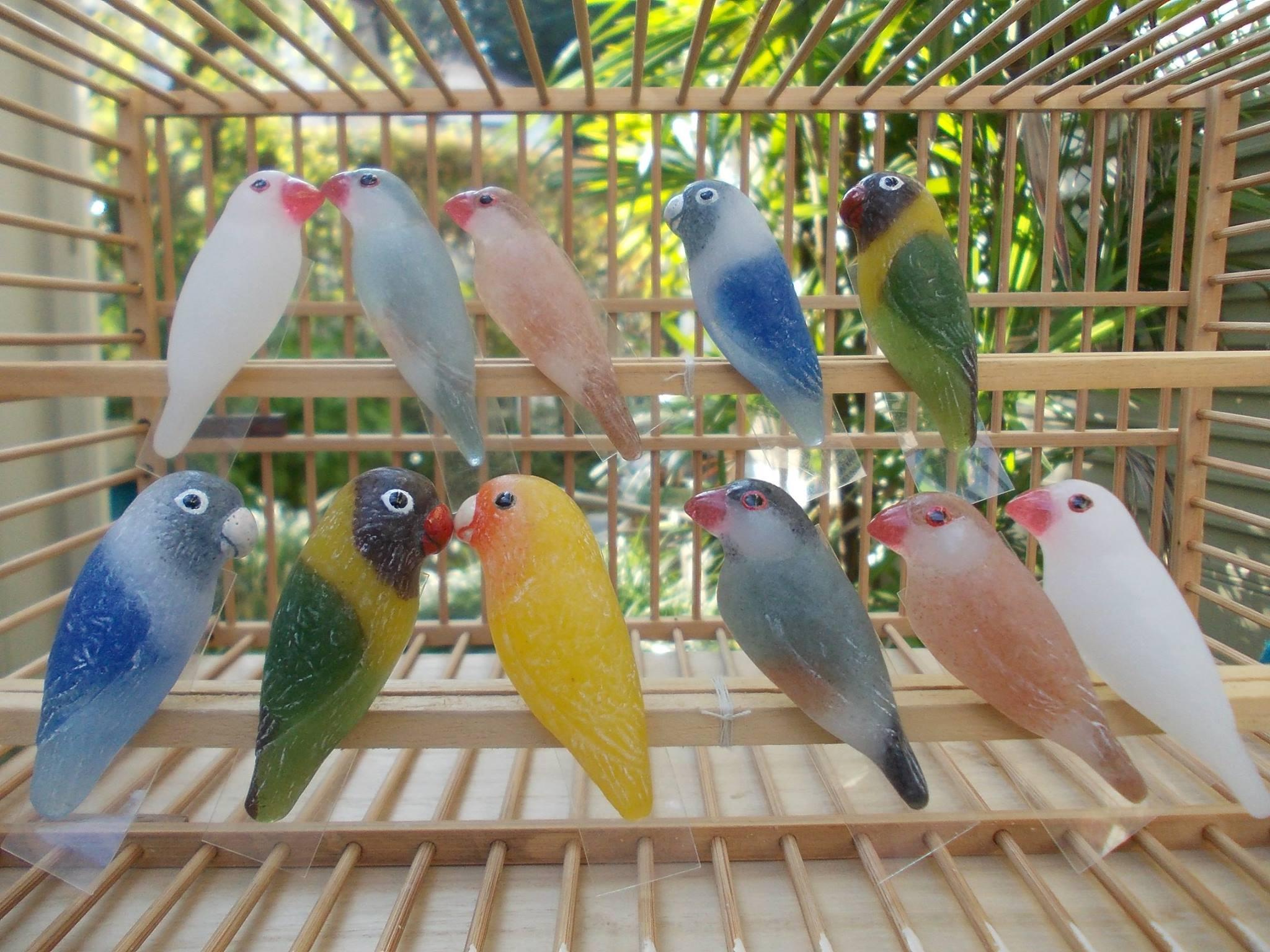鳥のもの博覧会 〜わたしの好きなとり〜